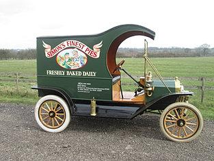 1912 Pie Van