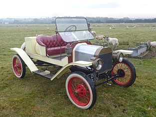 1911 Two seater