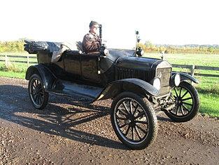 1919 LHD Tourer