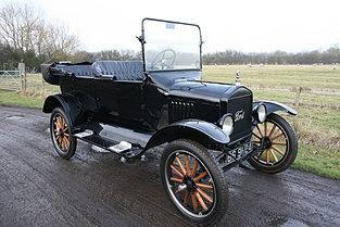 1921 tourer