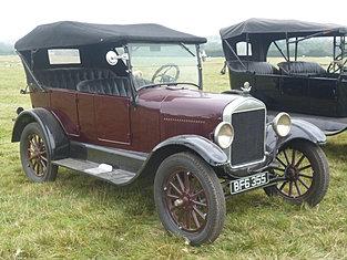 1926 tourer