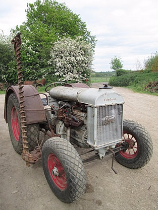 1922 Fordson Tractor