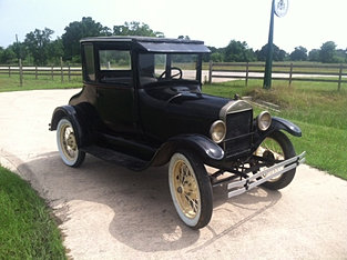 1926 Doctors Coupe