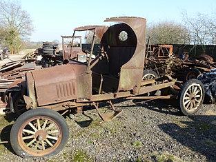 1926 C Cab Truck