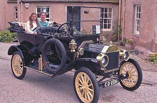 1912 English Tourer