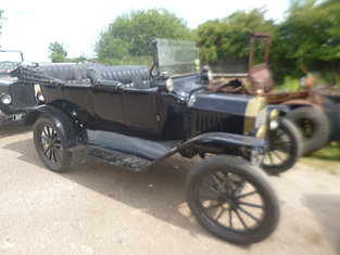 1915 Tourer