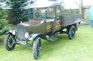 1923 Ton Truck