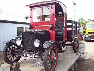 1921 Truck