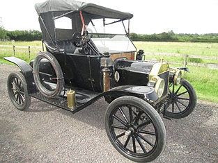 1913 English Roadster