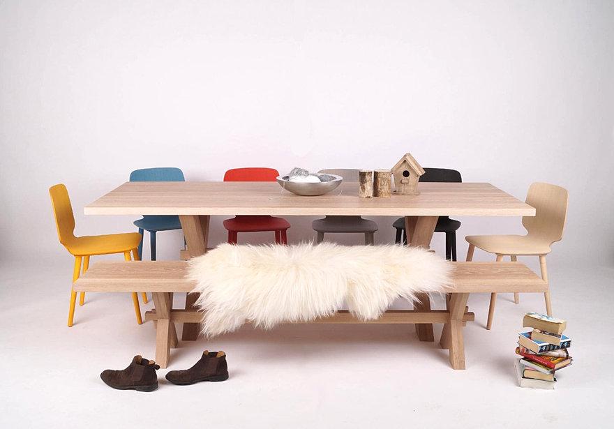Moseoslo i norsk møbeldesign og kvalitet