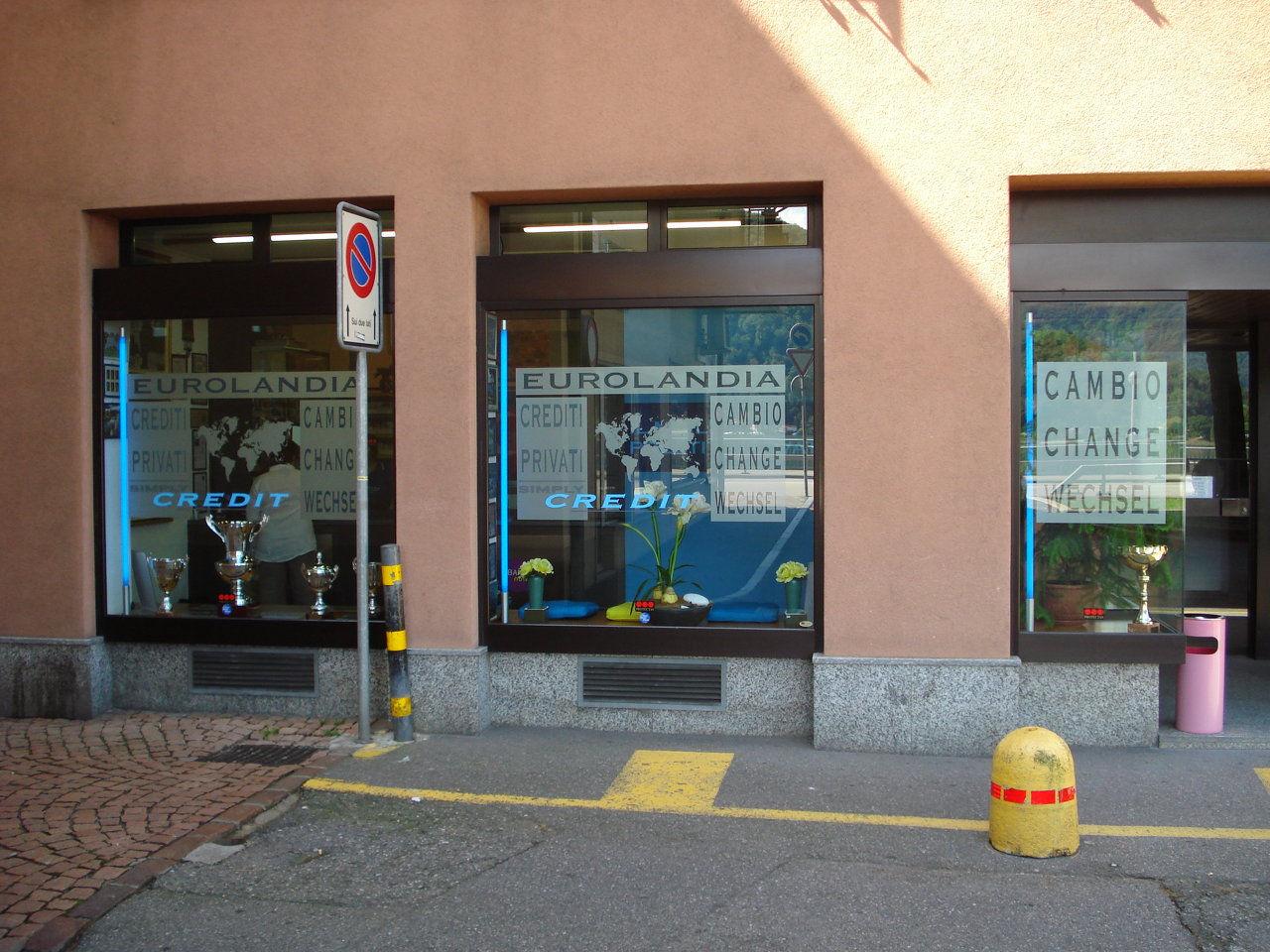 Ufficio Cambio A Lugano : Eurolandia cambio valuta prestiti personali mutui a frontalieri