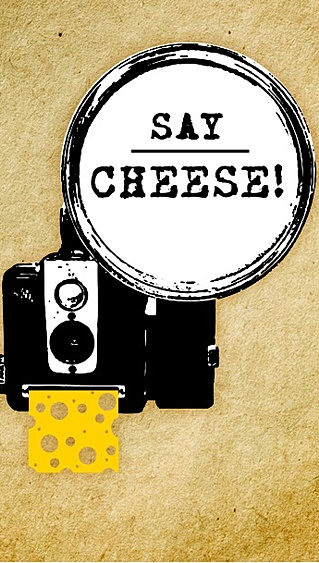 how to say cheese in italian