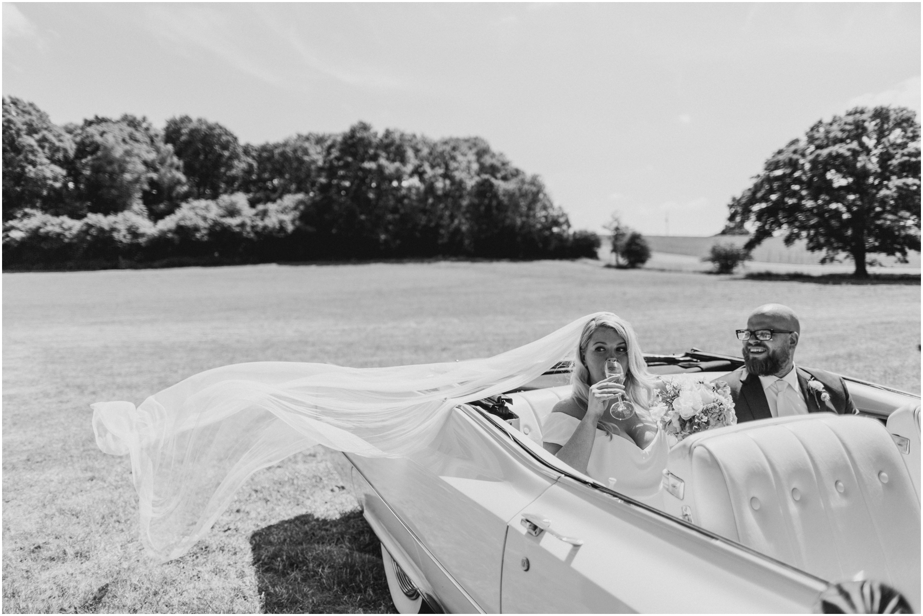 Get me to the church on time! How to choose your wedding transport ...