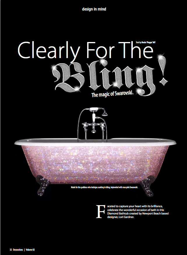 the-diamond-bathtub | Press