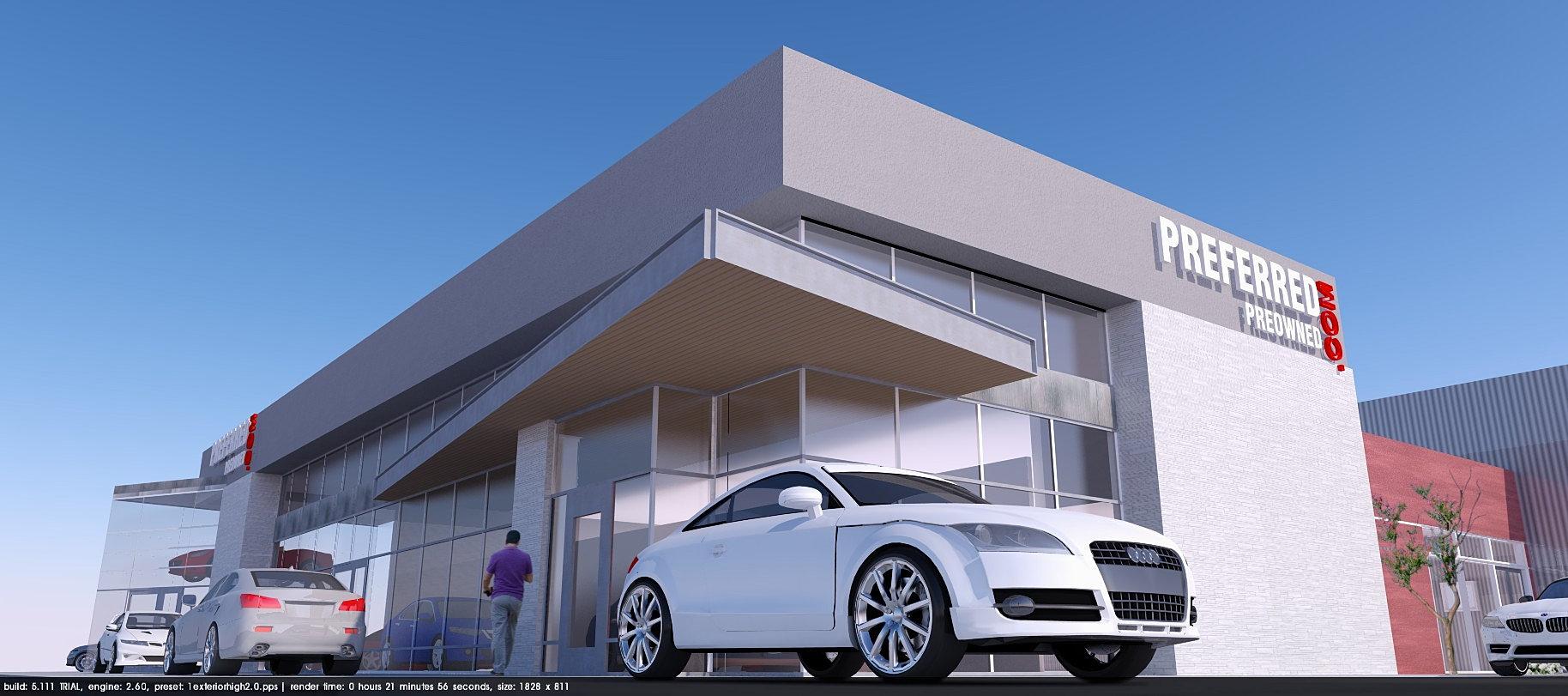 Kreg Obergfell Architect | Pikes Peak Acura