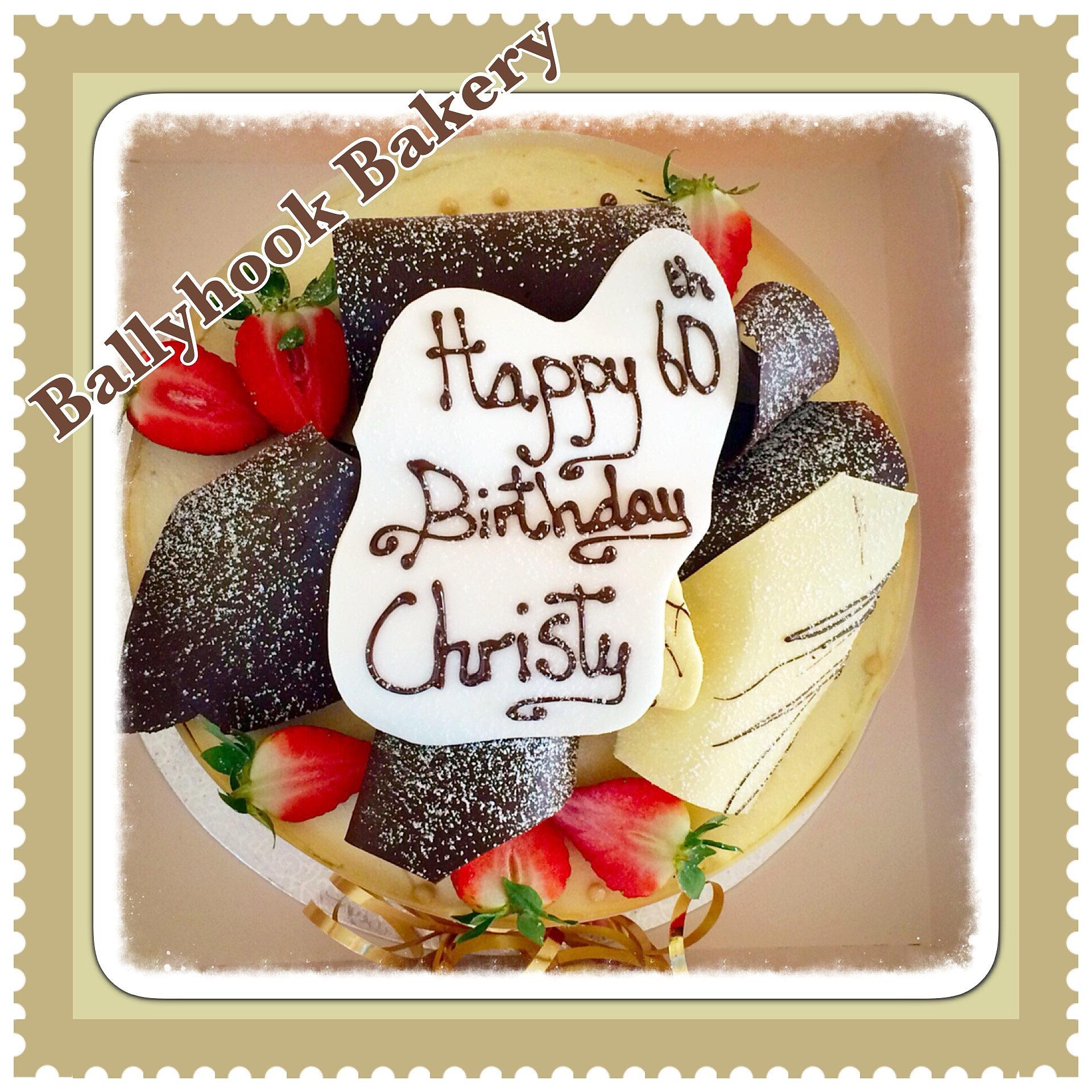 Birthday Cakes Cork
