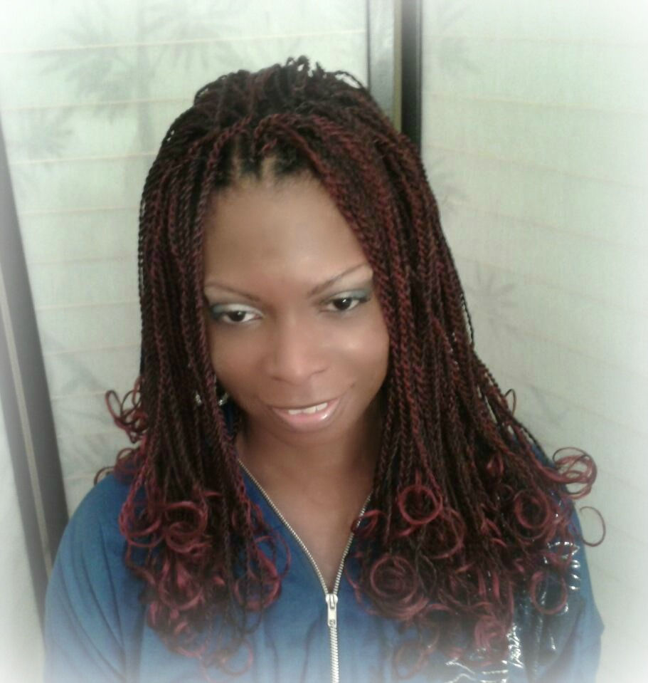 Crochet Corkscrew Hairstyles : ... Crochet Braids Styles With Spiral Curls? - Black Hairstyle and