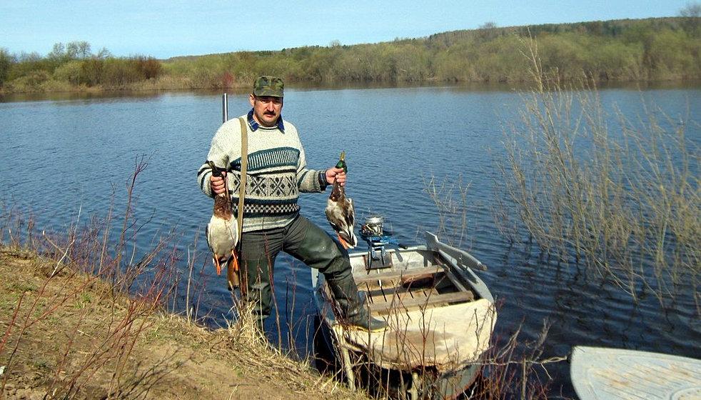 рыбалка в великом устюге и его районе