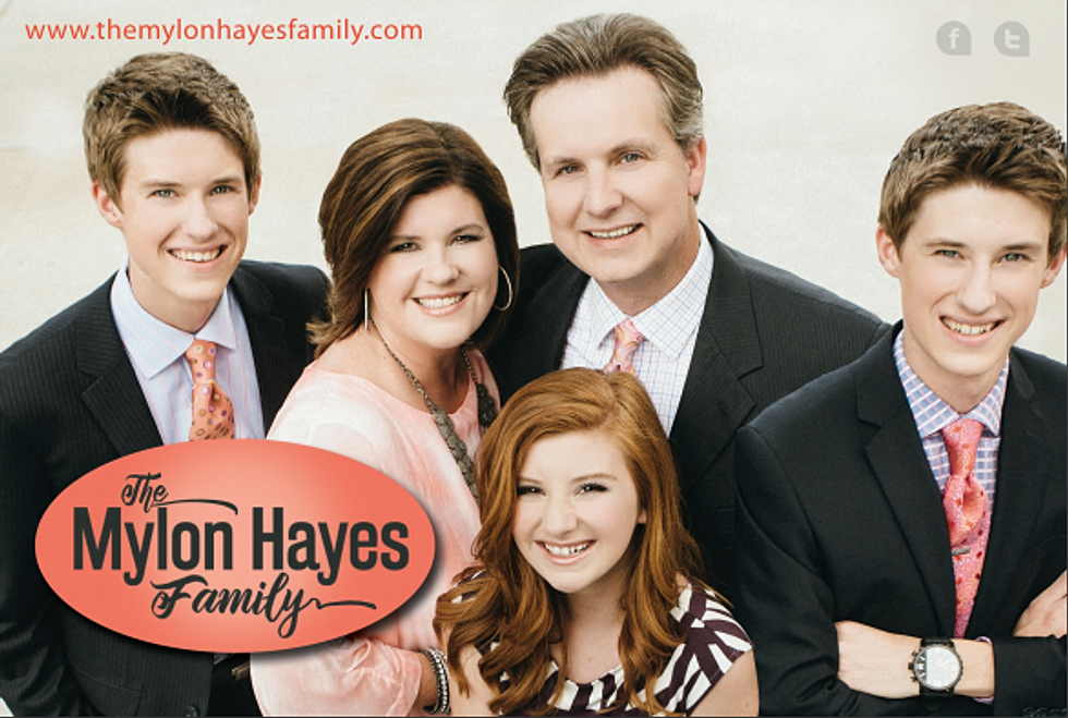 The MYLON HAYES Family