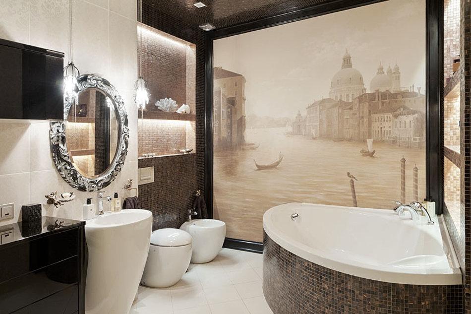 Дизайн ванной 2.5 кв