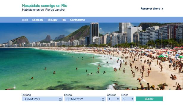 Bienvenido a Río