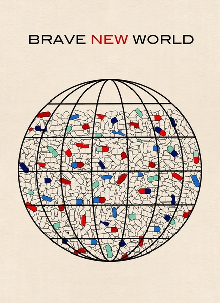 character foil in brave new world Brave new world notes on character analysis and important themes of the story.