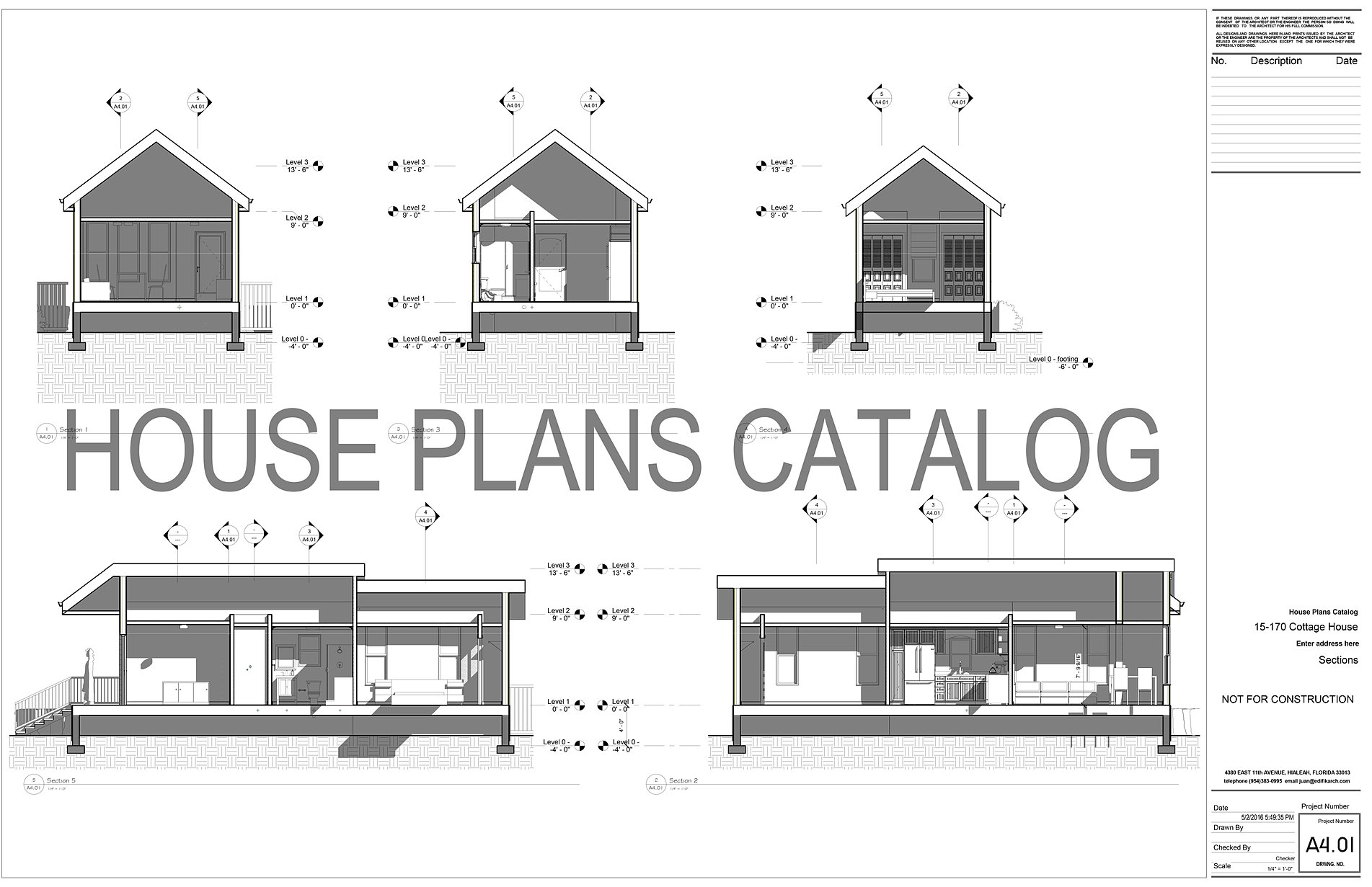 custom house plans see our sample plan set