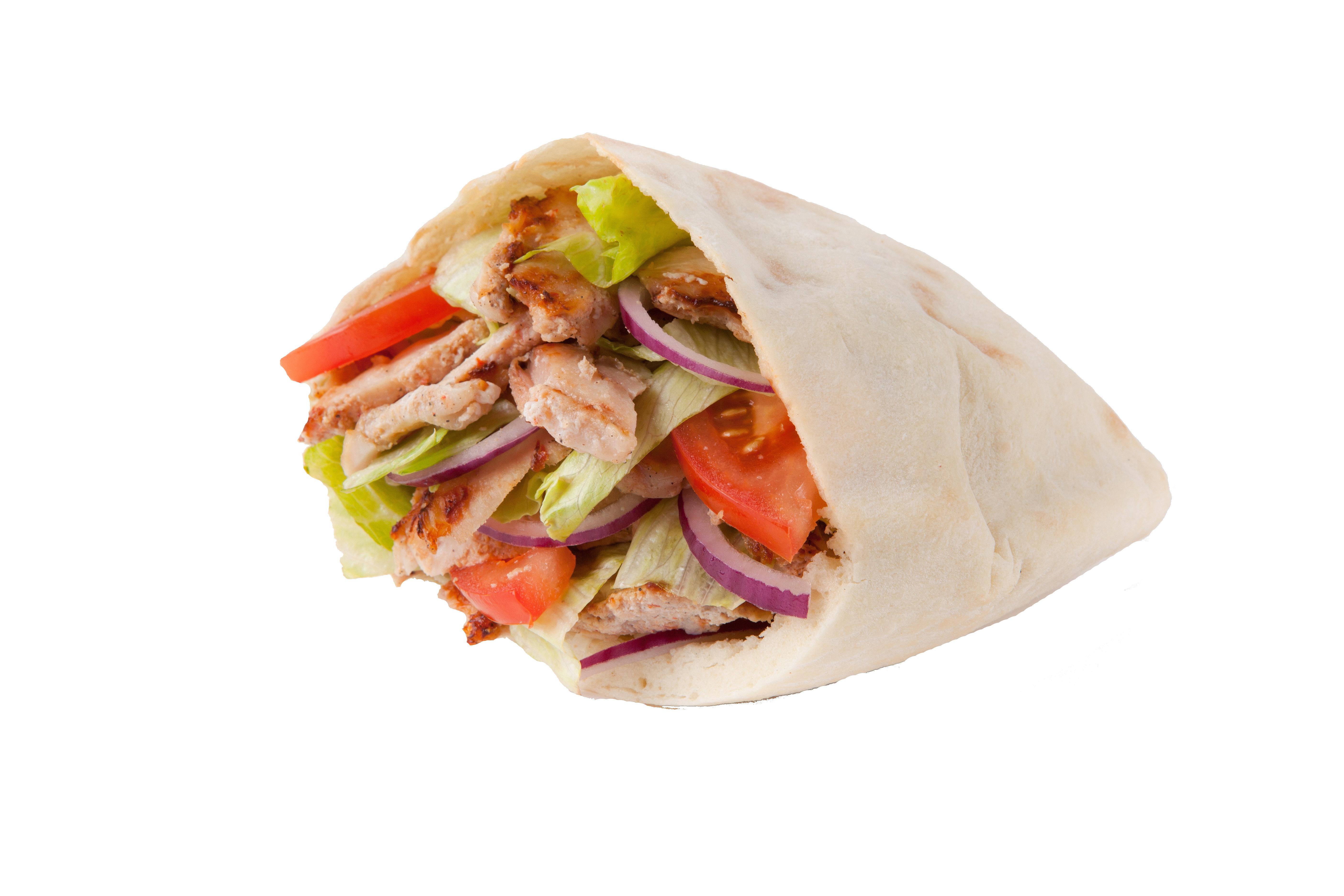 Chicken Shawarma Pocket