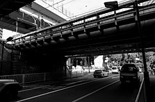 Shinjuku Overpass