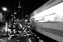Zoshigaya Tram Lines