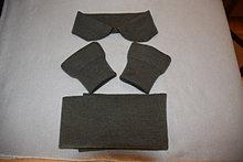 MA-1 Sage Green Knit Set