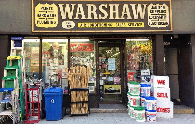 www.warshawhardware.com