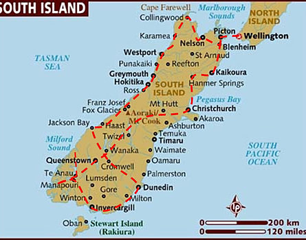 South Island Wineries