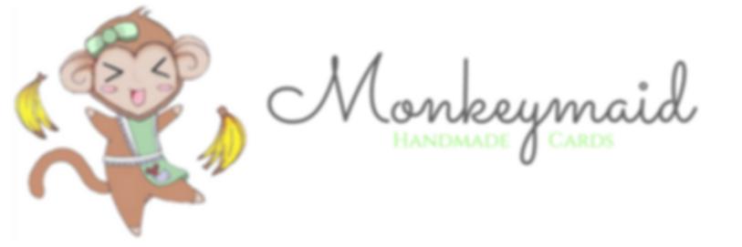 Monkeymaid Handmade Cards Logo