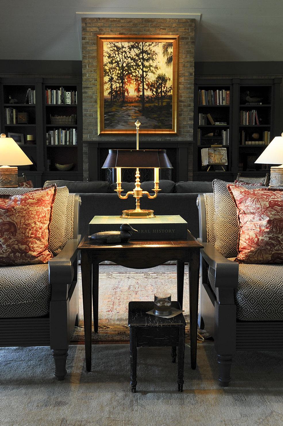 Linn gresham haute decor interior design savannah for Haute decor
