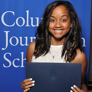 Master of science in journalism