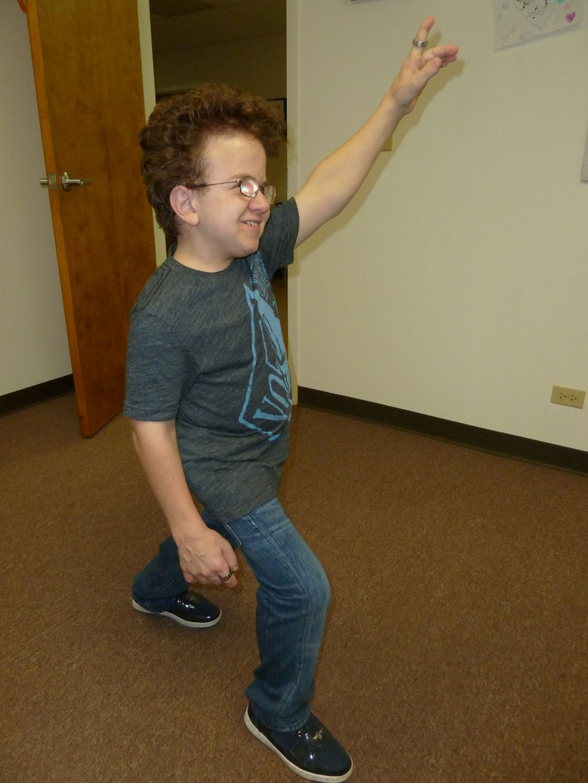 Keenan Cahill Dancing