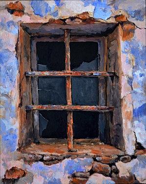 Rust and broken panes
