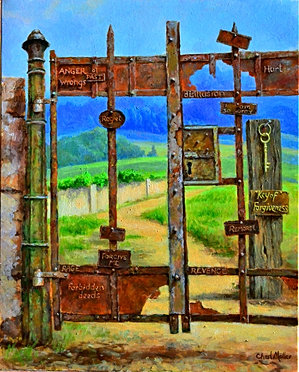 The Prison Gate and the Key of Forgiveness.JPG