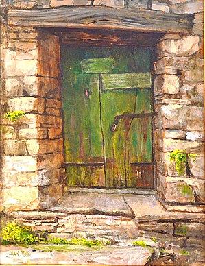 The Green Door  *Sold