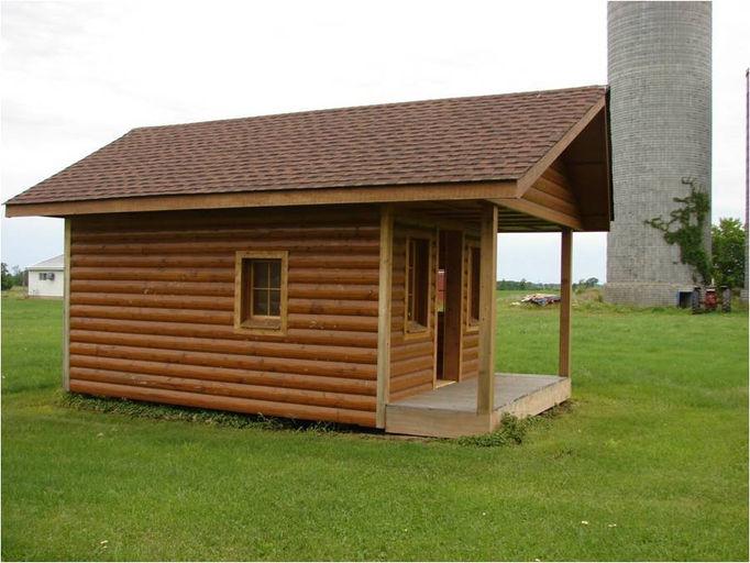 Bigfork valley log cabins for 2x6 log siding