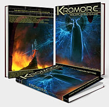 Kromore RPG -  Raex Games Publishing