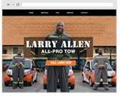 Larry Allen All-Pro Tow