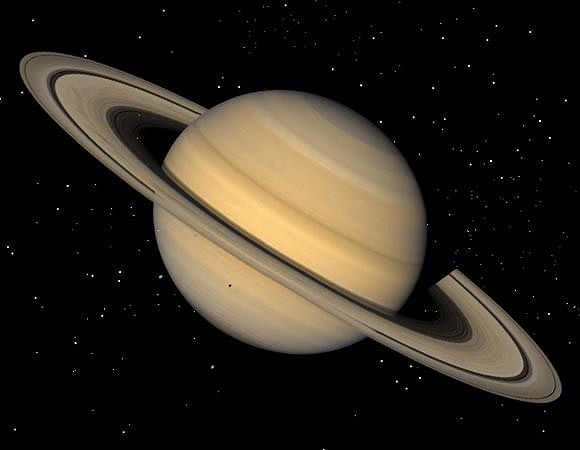 a study of the planet of saturn