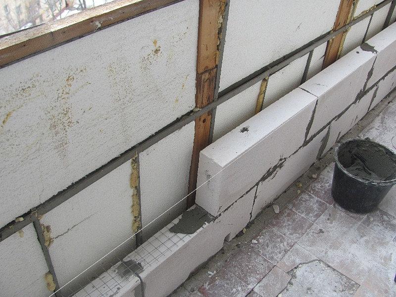 Ремонт балконов, лоджий, отделка балконов, отепление балконо.