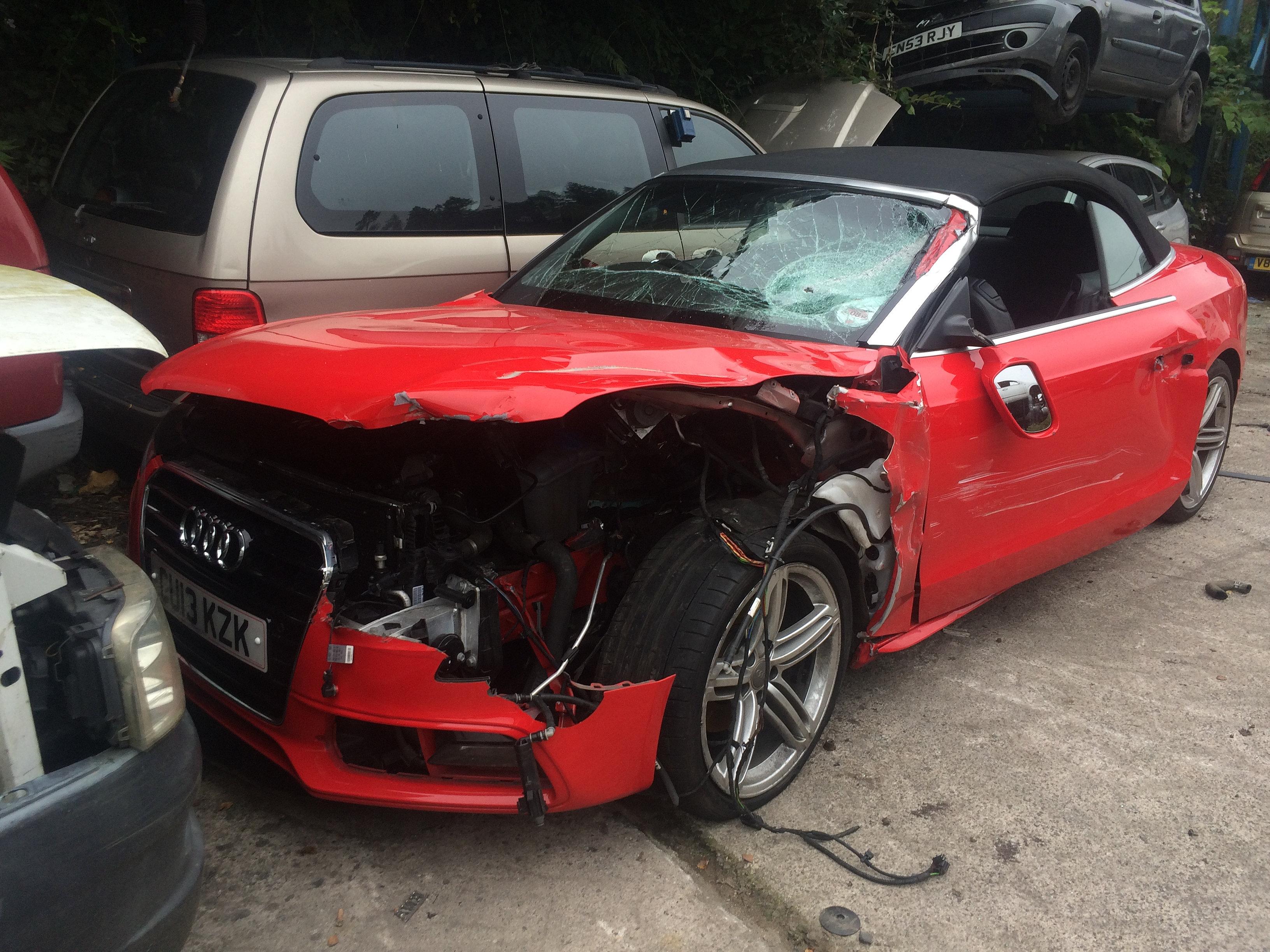 How to scrap car with no log book - A L Griffiths Scrap Car Collectors