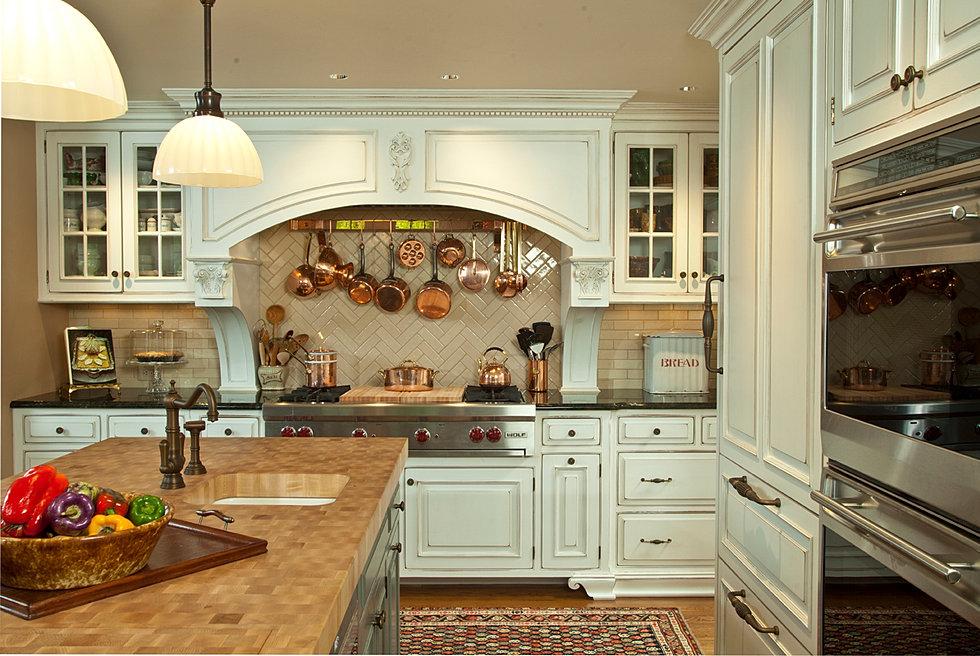 historic litchfield home custom kitchen design