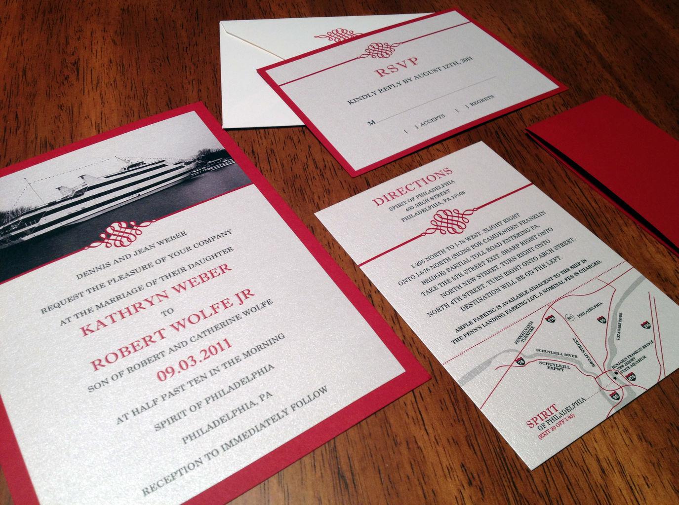 CREATIVE INVITES - Voorhees NJ