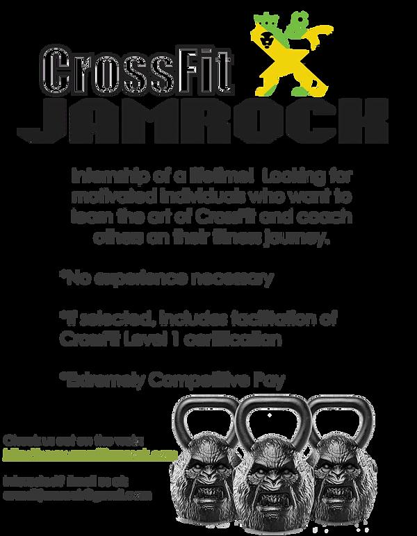 Crossfit Jamrock Careers