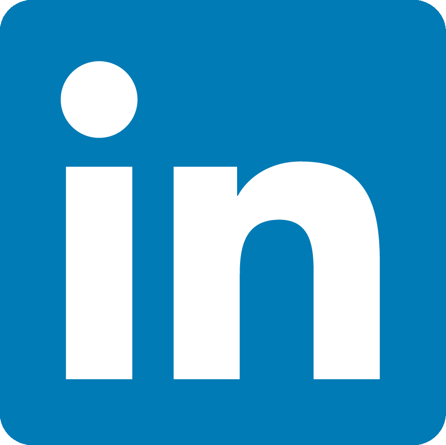 Official Linkedin Icon Official Linkedin Icon